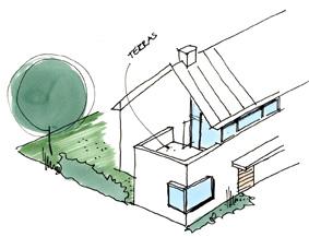architectuur en tekenwerk