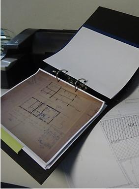 Tekenwerk door Rade bouwadvies